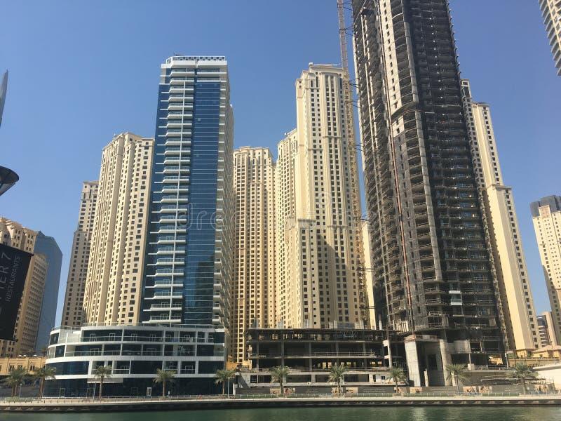 Meu Dubai luxo de Dubai, foto de stock