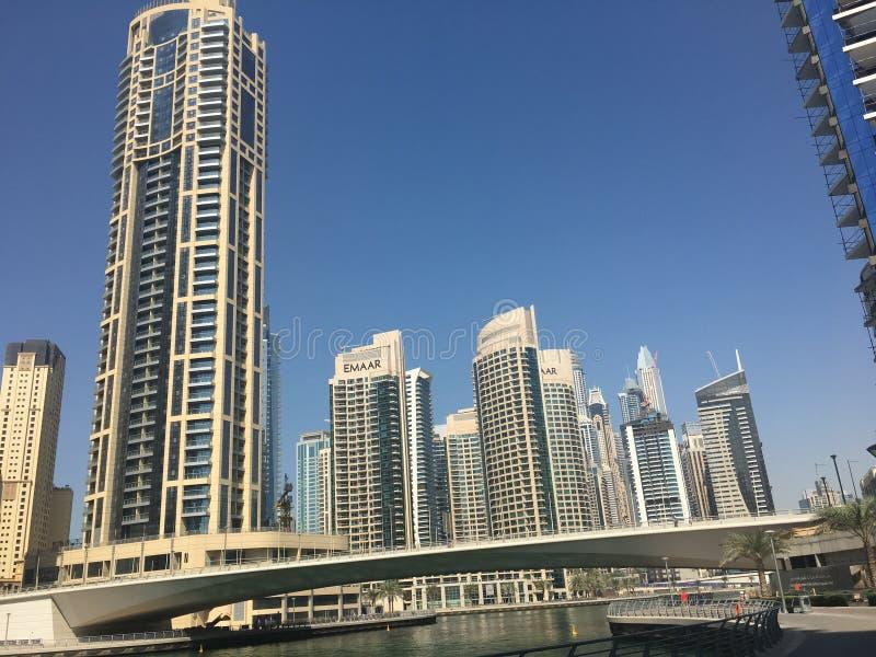 Meu Dubai luxo de Dubai, fotografia de stock