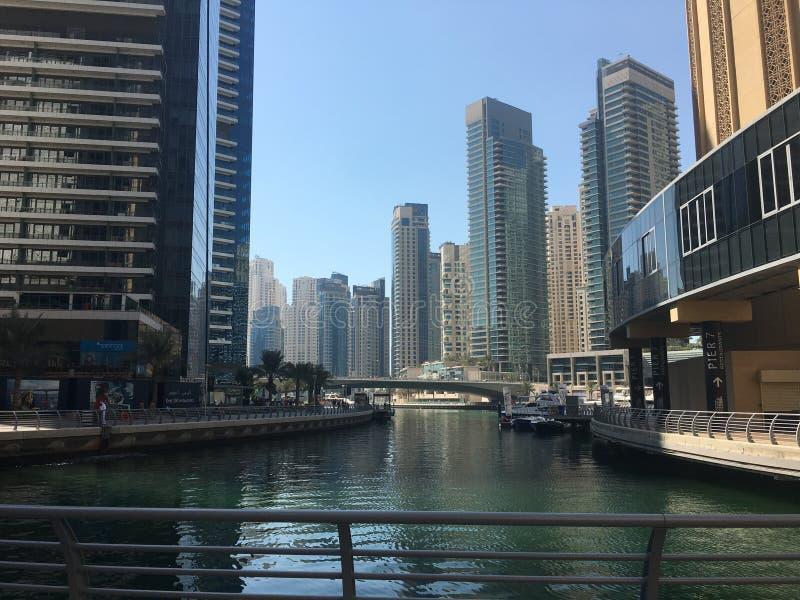 Meu Dubai luxo de Dubai, fotos de stock