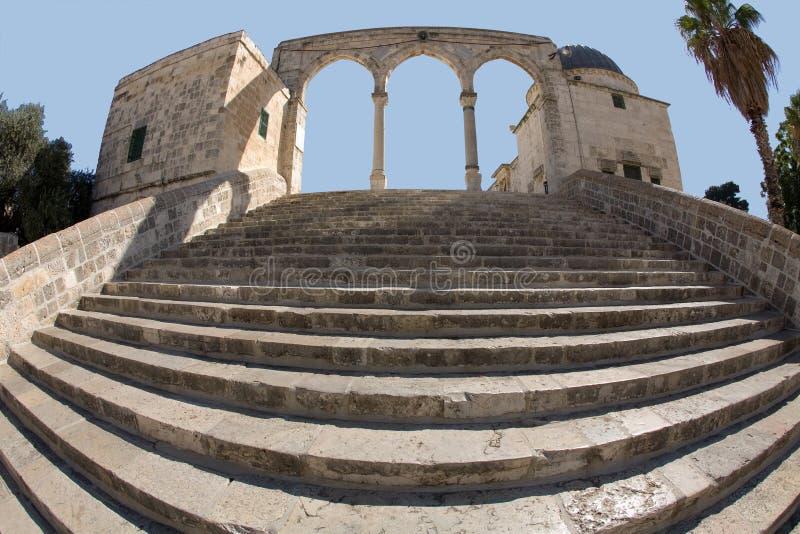 Meu Jerusalem fotos de stock royalty free
