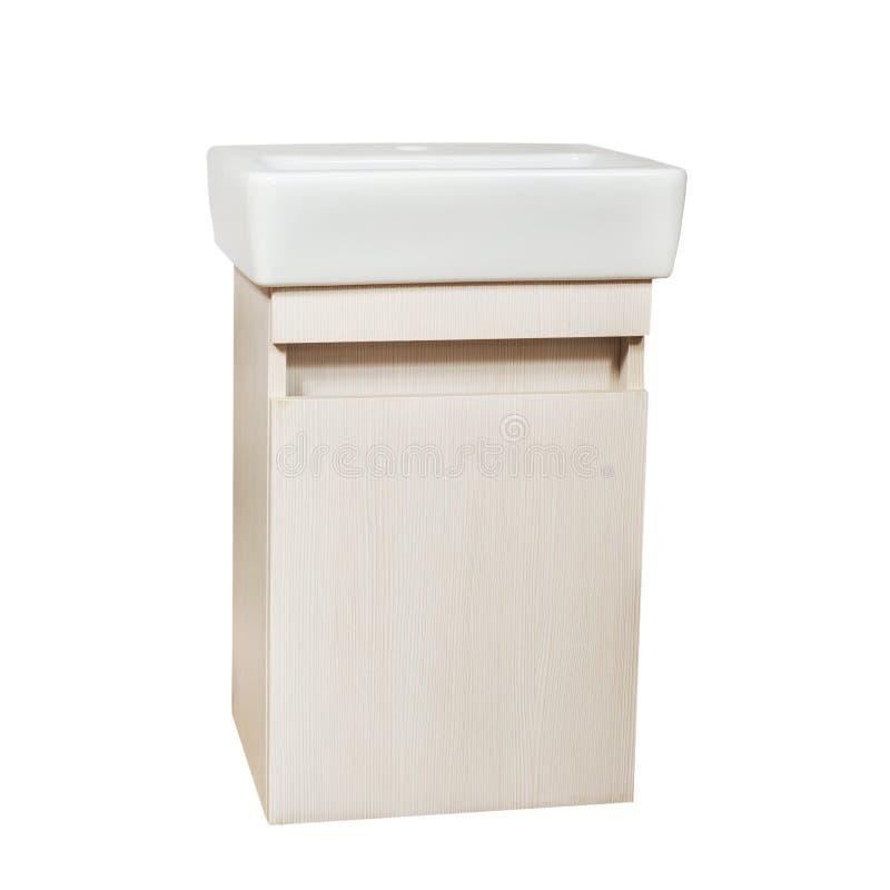 Meubles de salle de bains photographie stock