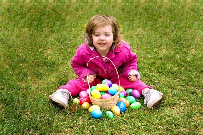 Meus ovos de Easter fotos de stock royalty free