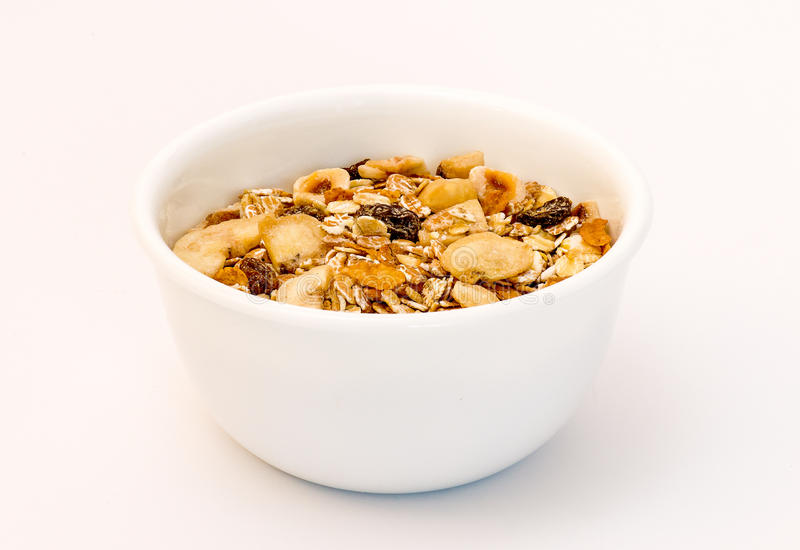 Download Meusli stock photo. Image of bowl, breakfast, oats, meal - 31473546