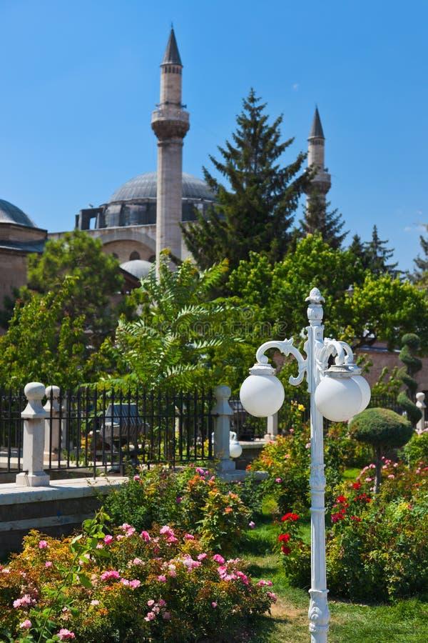 Download Mevlana博物馆和陵墓在科尼亚土耳其 库存图片. 图片 包括有 绿色, 坟墓, 可耕的, 文化, 没人 - 30333085