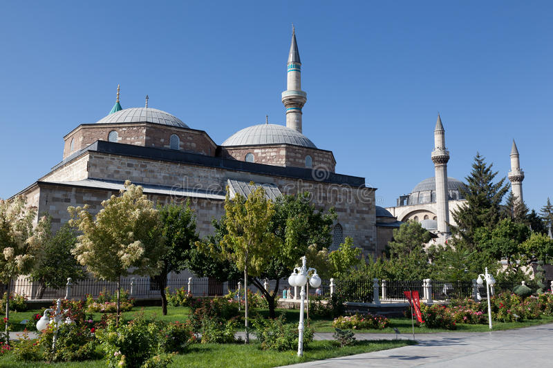 Download Mevlana Museum Mosque Royalty Free Stock Images - Image: 21435239