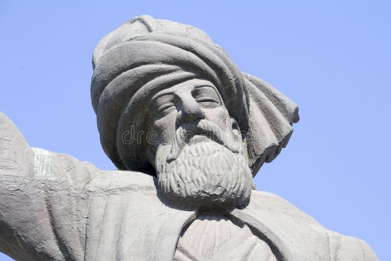 Mevlana Rumi 免版税图库摄影