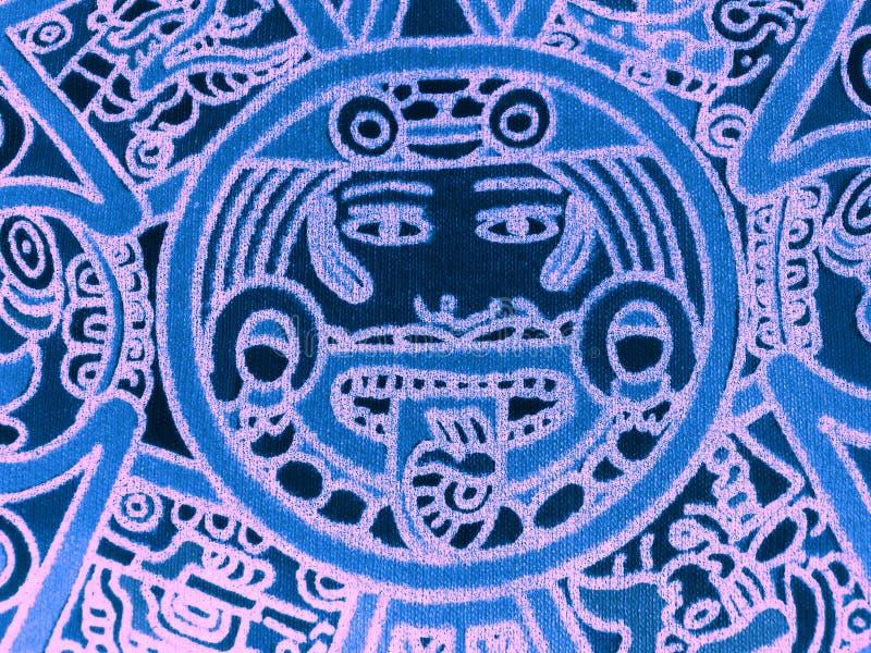 Mexicaans beeld royalty-vrije stock afbeelding