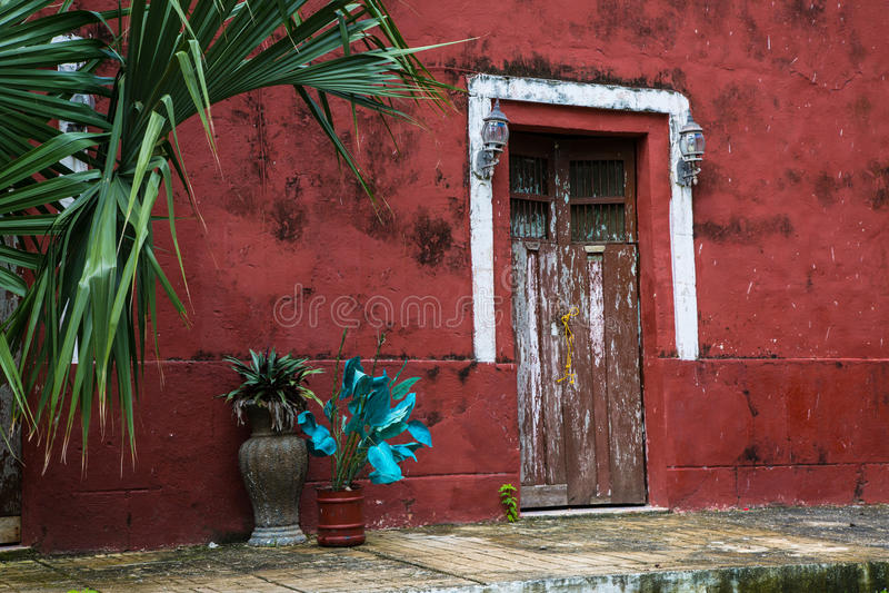 Mexicaans Huis royalty-vrije stock afbeelding