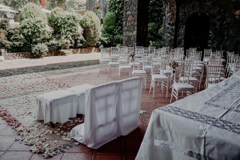 Mexicaans Stijlhuwelijk voor iedereen royalty-vrije stock afbeelding