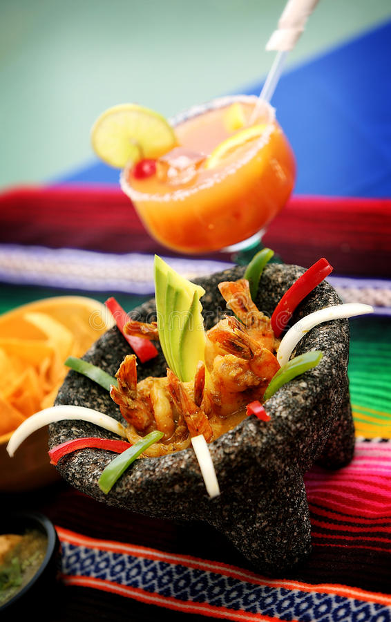 Mexicaans voedsel 6 royalty-vrije stock foto's