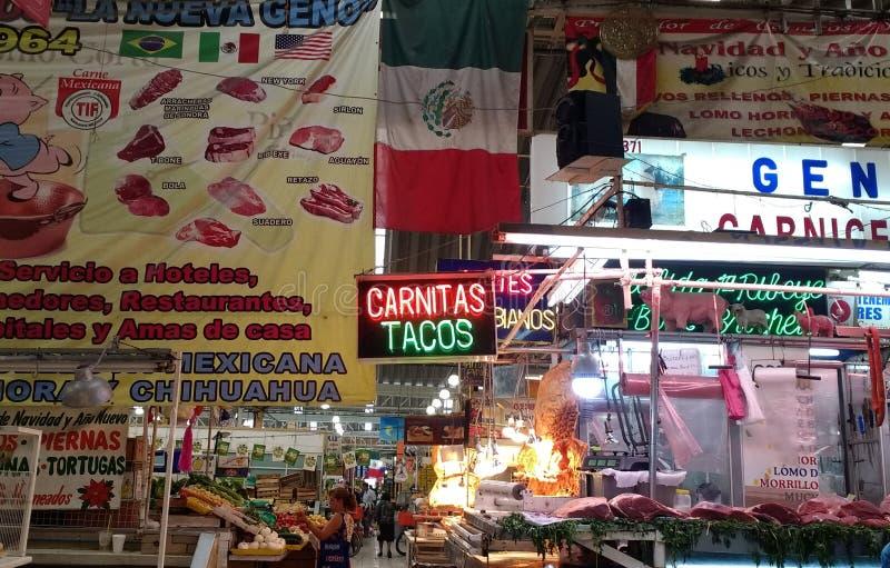 Mexicaans voedsel royalty-vrije stock foto