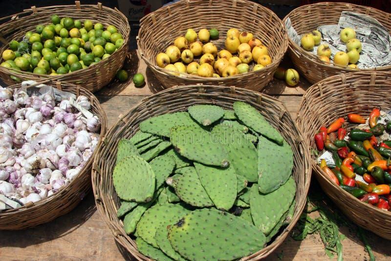 Mexicaanse bazaar stock fotografie