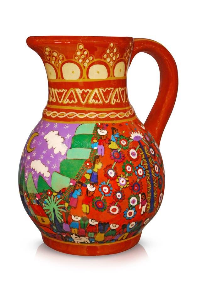 Mexicaanse handcraft stock afbeeldingen