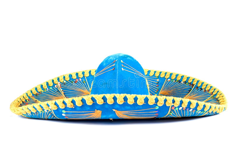 Mexicaanse Hoed stock foto's