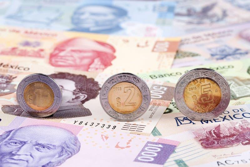 Mexicaanse Pesomuntstukken