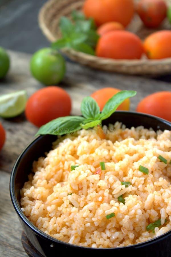 Mexicaanse rijst stock fotografie