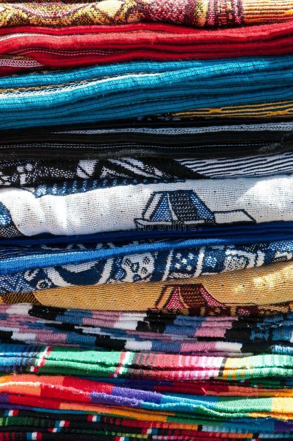 Mexicaanse Stoffen stock afbeeldingen