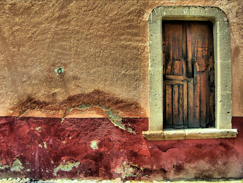 Mexican Architecture royalty free stock images