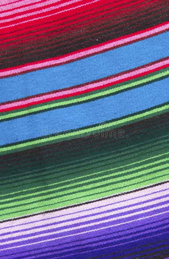 Mexican blanket royalty free stock images