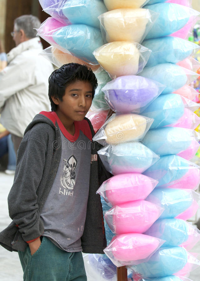 Mexican Child Labourer