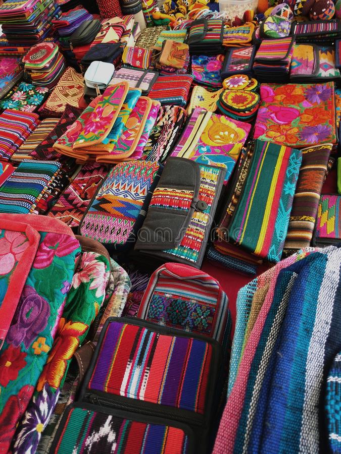 Mexican Crafts stock images