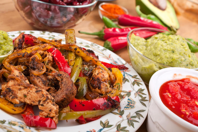 Mexican Dish Royalty Free Stock Image