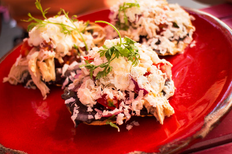 Mexican food stock photography