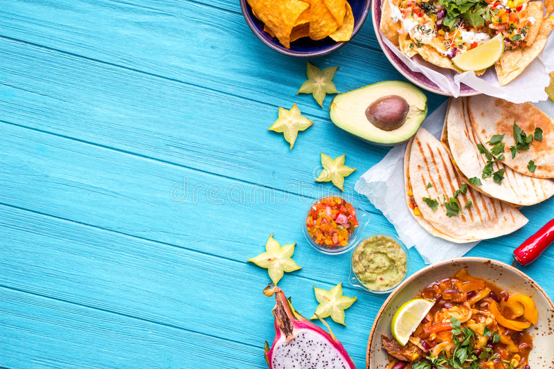 How Is Mexican Food Different From Tex Mex