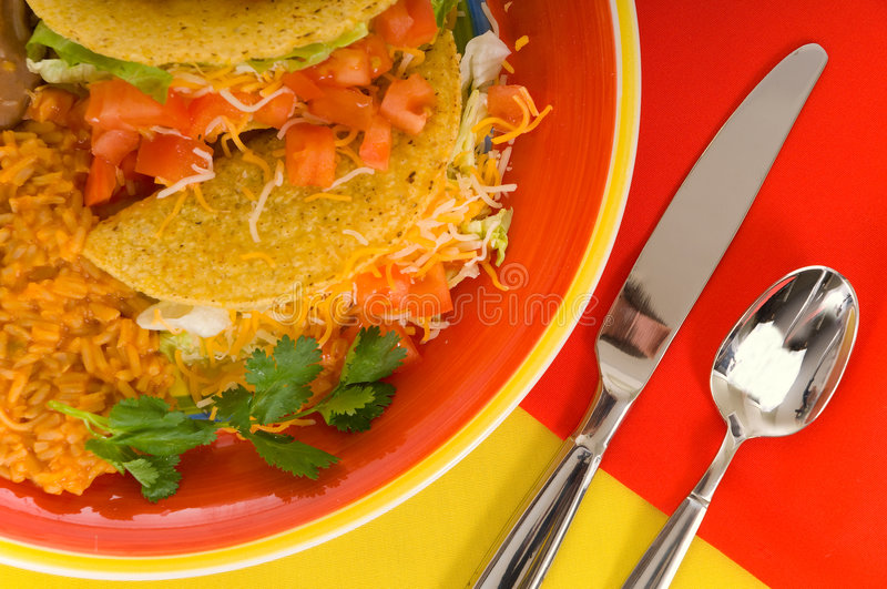 Download Mexican Food Plate Stock Images - Image: 3039304