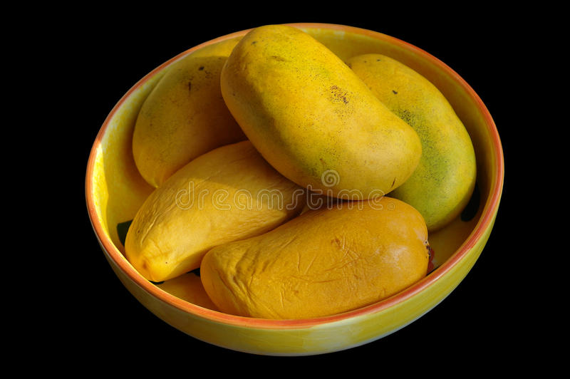 Mexican Fruit In A Bowl Stock Photography