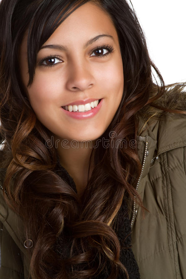Mexican Girl royalty free stock image