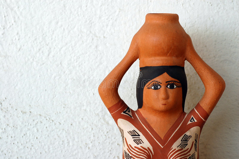 Mexican Handicrafts royalty free stock photography