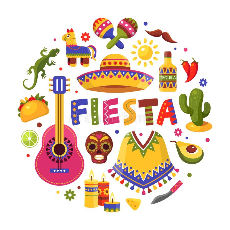 Fiesta Cartoon Stock Illustrations 7 332 Fiesta Cartoon Stock Illustrations Vectors Clipart Dreamstime
