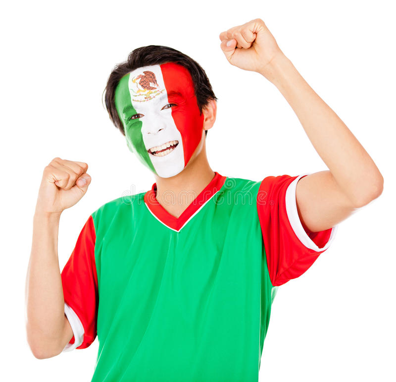 Download Mexican man celebrating stock photo. Image of nationalistic - 24462160