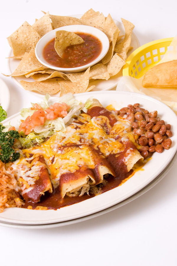 Download Mexican Meal Royalty Free Stock Photography - Image: 517457