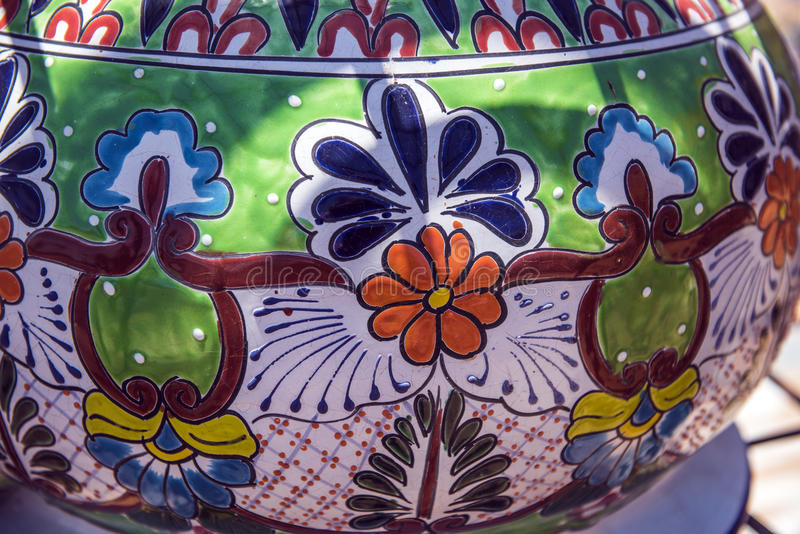 Mexican pattern. Bright traditional ornament. Mexican pattern royalty free stock images