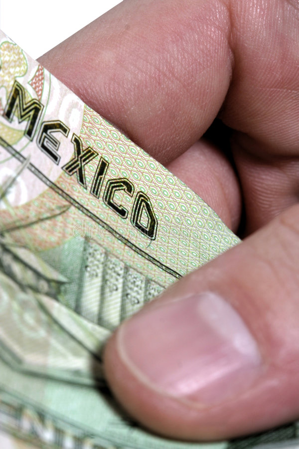 Free Mexican Peso Royalty Free Stock Image - 507966