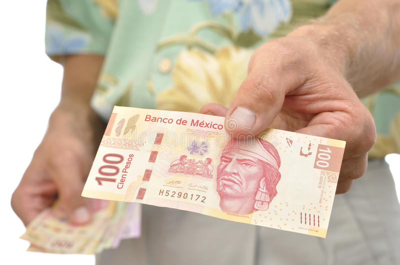 Download Mexican pesos stock photo. Image of finance, currency - 25409066
