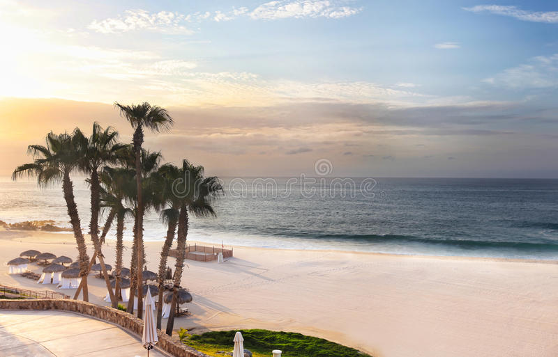 Download Mexican sea stock image. Image of dark, standing, beach - 28260873