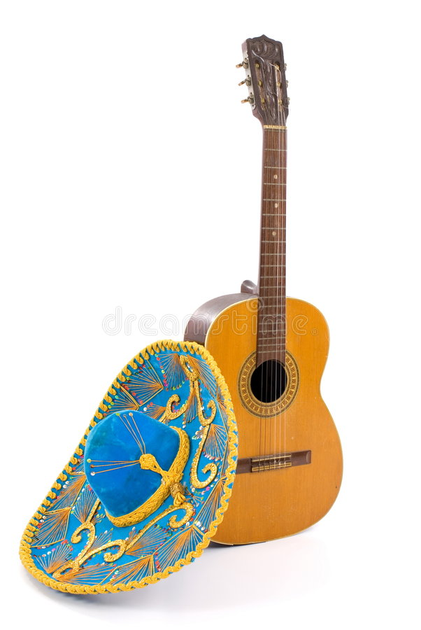 Free Mexican Still Life Royalty Free Stock Photography - 7648077