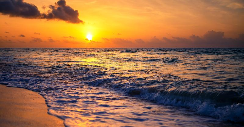 Mexican Sunrise royalty free stock photography