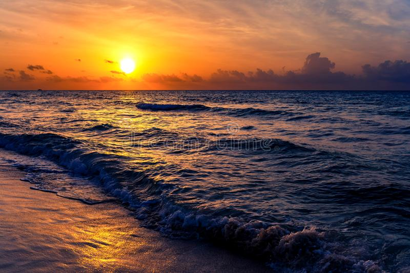 Mexican Sunrise stock images