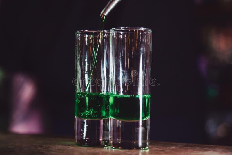 Mexicano verde imagens de stock royalty free