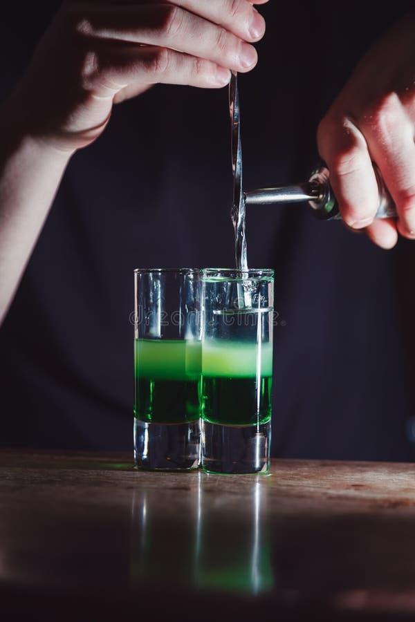 Mexicano verde imagem de stock