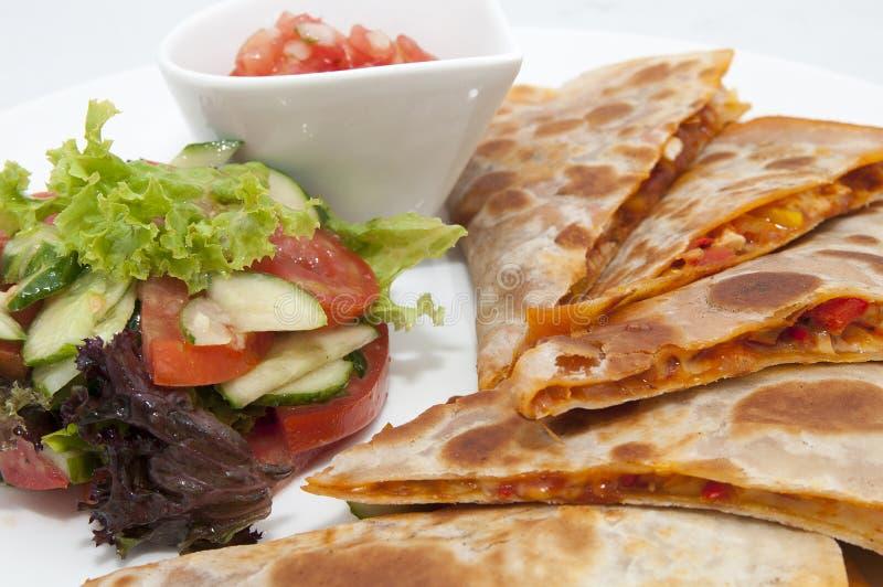 Mexicansk mat arkivfoto