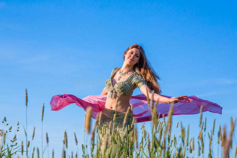 Mexicanska dansare royaltyfri foto