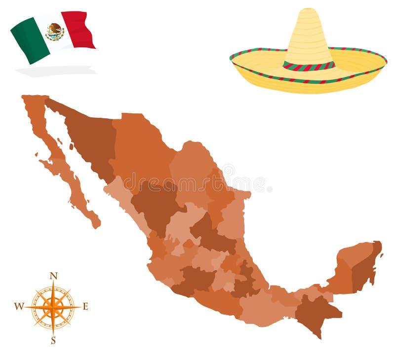 mexico arkivfoton