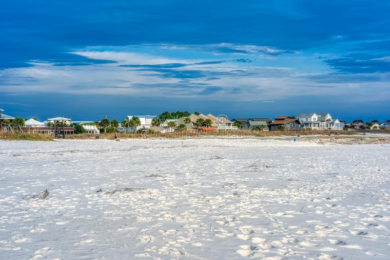 Mexico Beach, Florida royalty free stock photography