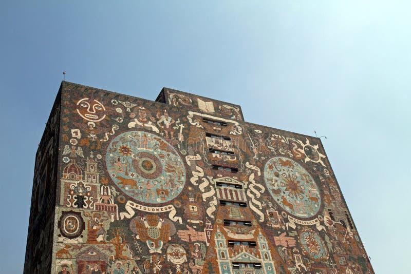 Mexico-City royalty-vrije stock foto's