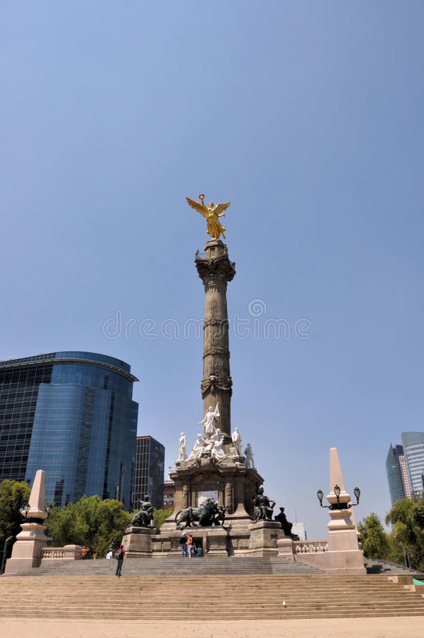 Download Mexico City editorial stock image. Image of treasure - 19315484